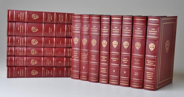 harvard classics 28 essays english and american Easton press harvard classics millennium edition  complete 50 volume collection  27 english essays, sidney to macaulay 28 essays, english and american.